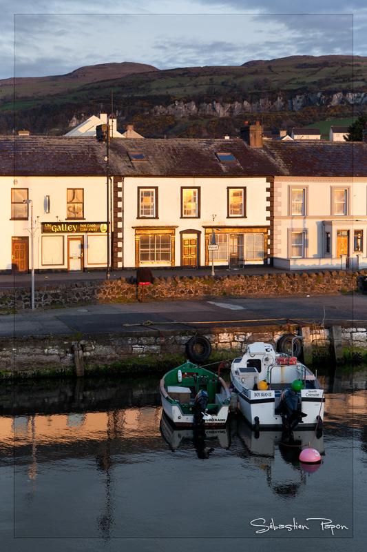 Carnlough Harbour II
