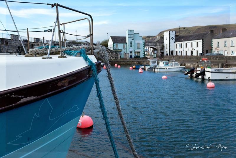 Carnlough Harbour III