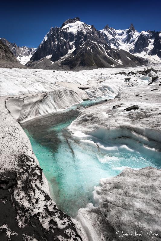 Sur la mer de glace II