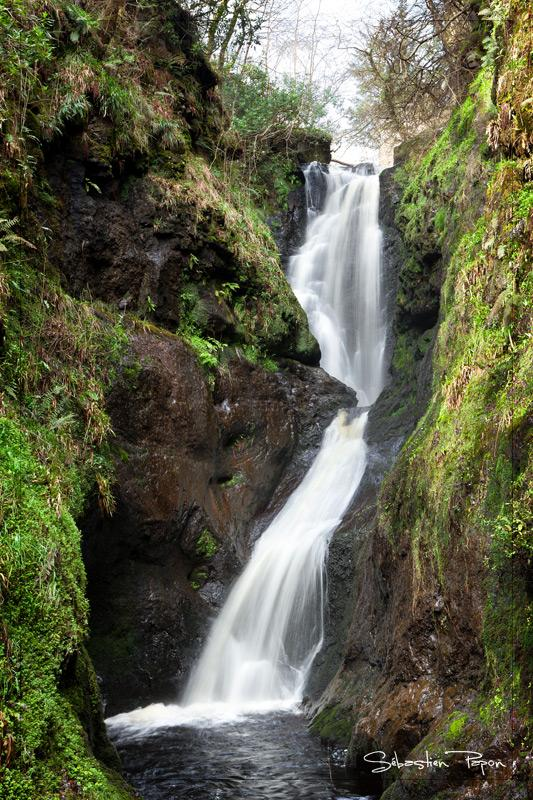 Glenariff Waterfalls