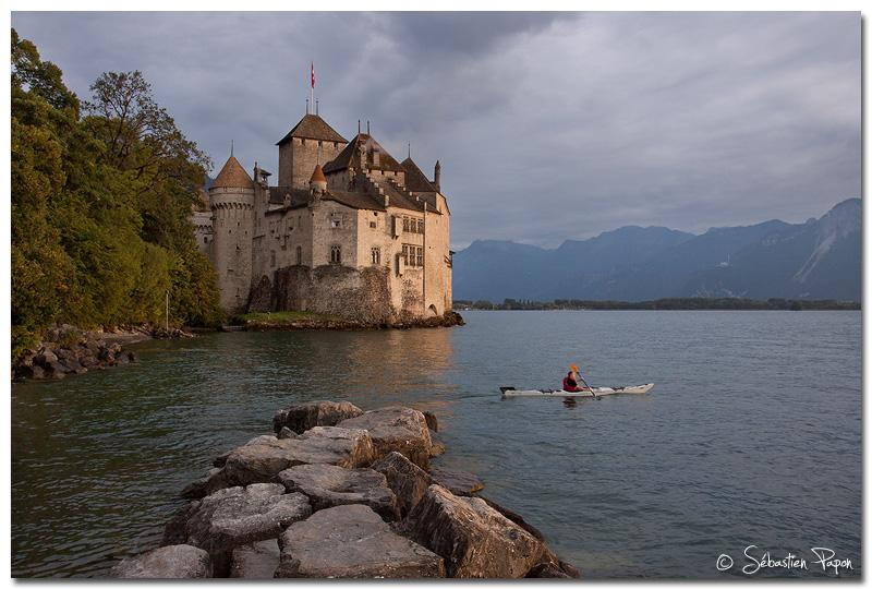 Chillon à la rame 2