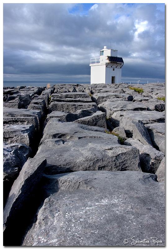 Burren Lighthouse 04