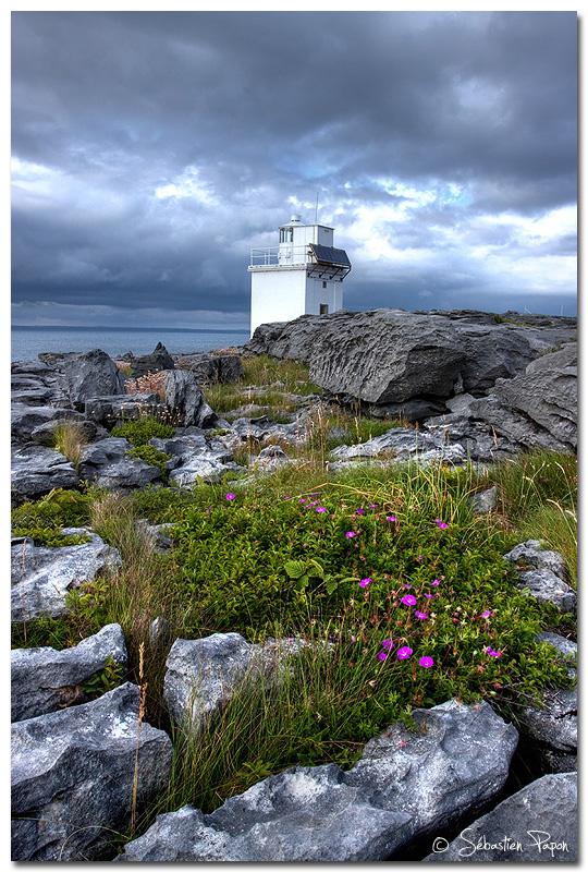 Burren Lighthouse 01