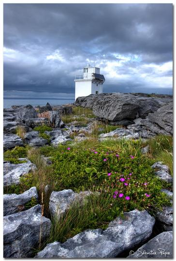 Burren Lighthouse 01