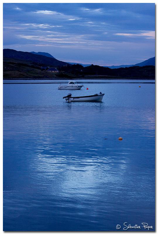 Boat at Twilight