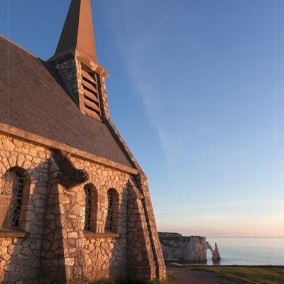 Chapelle Notre-Dame de la Garde - Étretat
