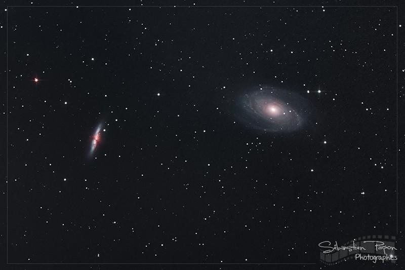 M81 et M82