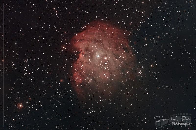 NGC 2174 - Tête de singe